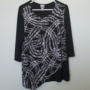 Travelers by Chico's top size 3